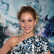 """Candace Cameron Premiere Of Warner Bros. Pictures' """"Sucker Punch"""" - Red Carpet"""