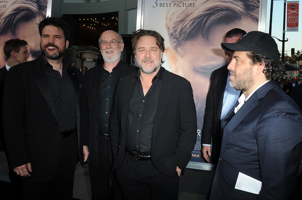 Premiere Of Warner Bros. Pictures' 'The Water Diviner' - Red Carpet