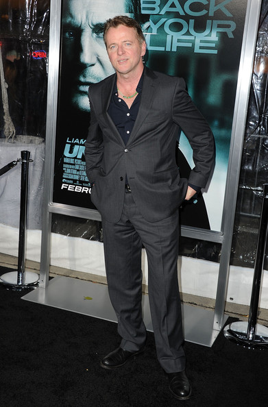 "Actor Aidan Quinn arrives at the Los Angeles premiere of ""Unknown"" at the Mann Village Theater on February 16, 2011 in Westwood, California."