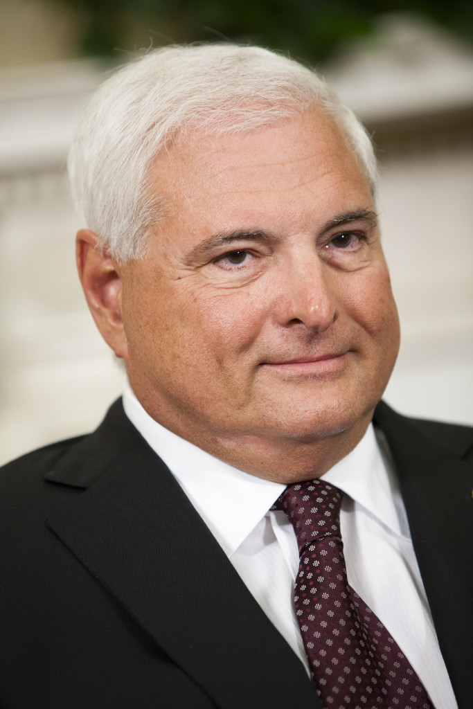 Ricardo Martinelli in President Barack Obama Meets With ...