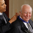 Jasper Johns President Obama Honors Medal Of Freedom Recipients