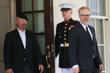 Jamie Hyneman President Obama Hosts White House Science Fair