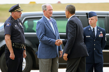William Ward President Obama Visits Colorado In Wake Of Movie Theater Shootings