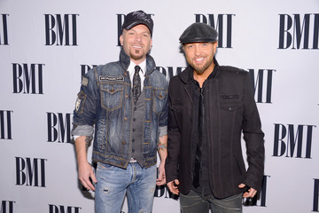 Preston Burst Arrivals at the BMI Country Awards
