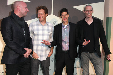 Sage Vaughn Preview Of Transmission LA: AV Club At The Geffen Contemporary At MOCA - Arrivals