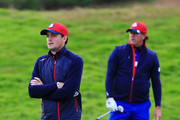 Phil Mickelson and Keegan Bradley Photos Photo