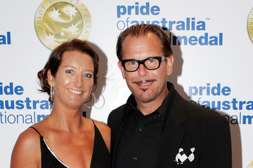 Kirk Pengilley Pride Of Australia National Medal 2009