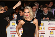 Kristina Rhianoff attends the Pride Of Britain awards at the Grosvenor House Hotel, on October 29, 2012 in London, England.