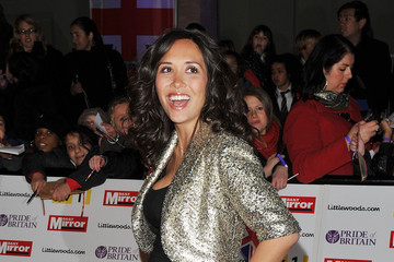 Myleene Klass Pride of Britain Awards - Arrivals
