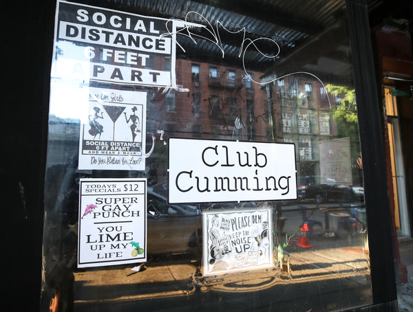 Gay Bars, Social Centers Of Queer Culture, Struggle To Survive Across NYC Amid Coronavirus Pandemic