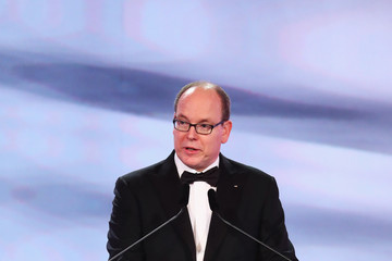Prince Albert II Show - 2017 Laureus World Sports Awards - Monaco