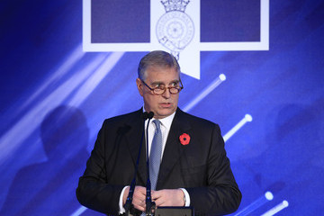 Prince Andrew Duke of York Hosts Pitch@Palace Event