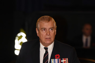 Prince Andrew Festival of Remembrance