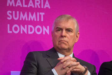 Prince Andrew CHOGM London 2018 - Day 3