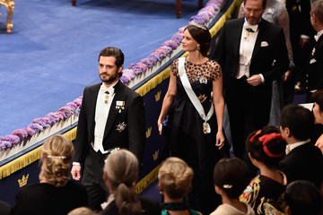 Prince Carl Philip The Nobel Prize Award Ceremony 2015