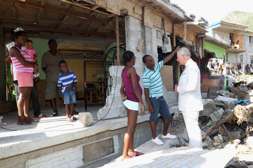 Prince Charles The Prince of Wales Visits the Caribbean - Day 3
