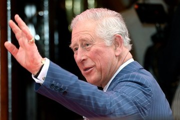 Prince Charles The Prince's Trust, TKMaxx And Homesense Awards - Arrivals