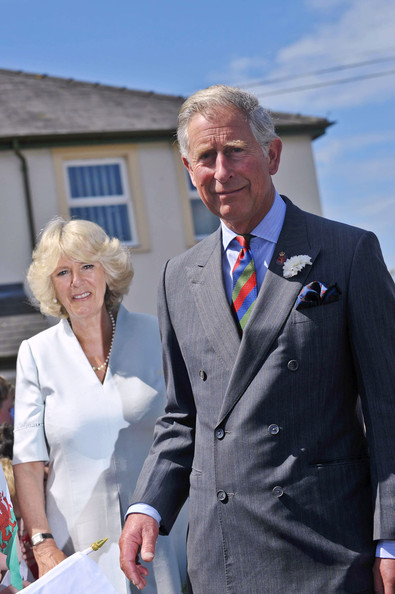 Prince Of Wales And Duchess Of Cornwall Wales Visit - Day Two