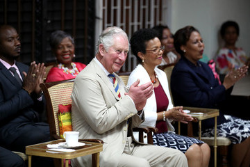 Prince Charles The Prince Of Wales And Duchess Of Cornwall Visit Barbados