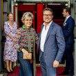 Prince Constantijn of the Netherlands Dutch Royal Family Attends Princess Irene's Birthday
