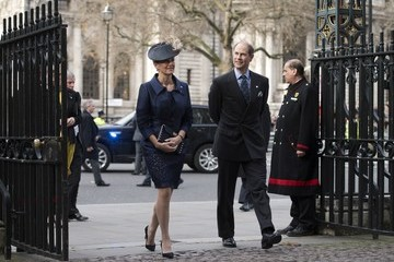 Prince Edward Service Of Thanksgiving To Celebrate 60 Years Of The Duke Of Edinburgh's Award