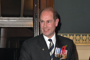 Prince Edward Royal British Legion Festival of Remembrance At The Royal Albert Hall