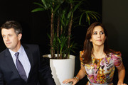 Prince Frederik of Denmark and Princess Mary of Denmark arrive at the Hotel Sofitel Wentworth on November 21, 2011 in Sydney, Australia. Princess Mary and Prince Frederik are on their first official visit to Australia since 2008. The Royal visit begins in Sydney, before heading to Melbourne, Canberra and Broken Hill.