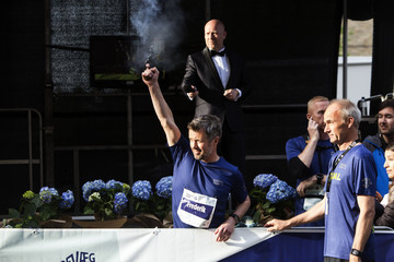 Prince Frederik Royal Run In Copenhagen
