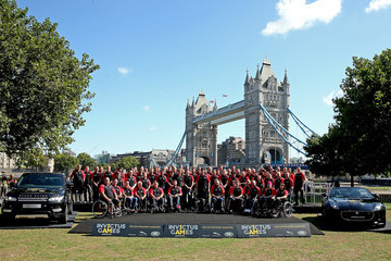 Prince Harry Invictus Games Announcement
