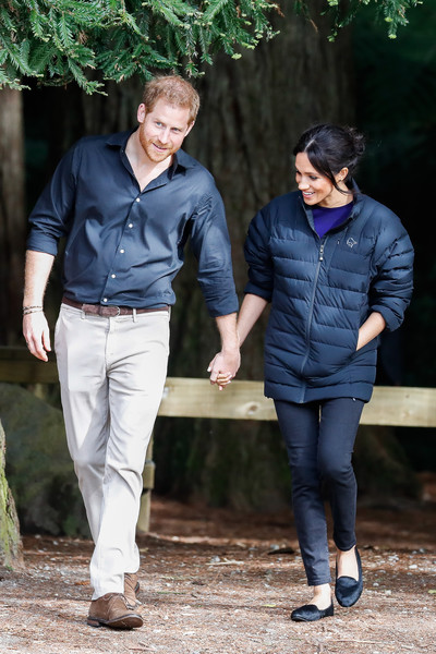 The Duke And Duchess Of Sussex Visit New Zealand - Day 4