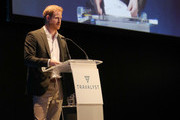 Prince Harry, Duke of Sussex Attends Sustainable Tourism Summit