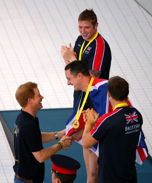 Prince Harry - Invictus Games: Day 4