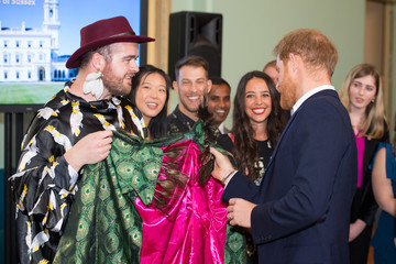 Prince Harry Jacob Thomas The Duke And Duchess Of Sussex Visit Australia - Day 3