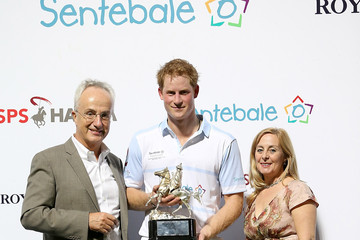 Prince Harry Philip Green Sentebale Polo Cup