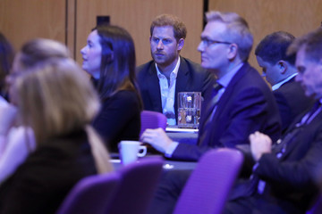 Prince Harry Prince Harry, Duke of Sussex Attends Sustainable Tourism Summit