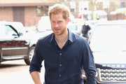 Prince Harry Visits Newcastle & Gateshead With Heads Together