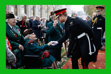 Prince Harry European Best Pictures of the Day - November 5, 2015
