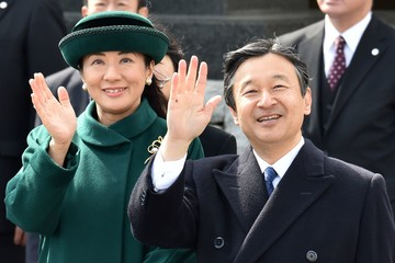 Prince Naruhito Japan's Emperor Akihito on Official Visit to Vietnam