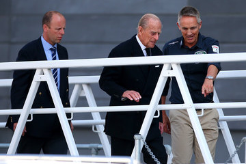 Prince Philip Louis Vuitton America's Cup World Series - Portsmouth: Day One