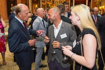 Prince Philip Guests Attend the Queen's Awards for Enterprise 2015 Reception