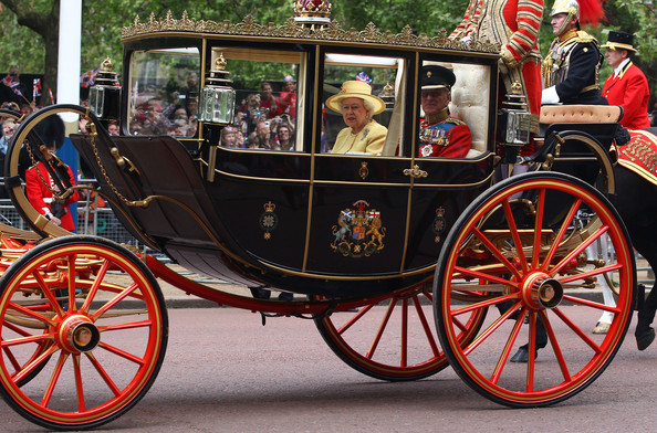 cc6254d5afcf1 Prince Philip Photos Photos - Royal Wedding - Carriage Procession To ...