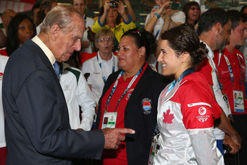 Prince Philip Arrivals at the 20th Commonwealth Games