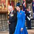 Prince Richard The Duchess Of Cambridge Attends ANZAC Day Service