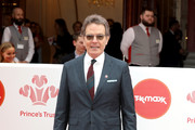 Bryan Cranston attends 'The Prince's Trust' and TKMaxx with Homesense Awards at London Palladium on March 6, 2018 in London, England.