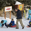 Prince Vincent Of Denmark The Danish Royal Family Hold Annual Skiing Photocall In Verbier
