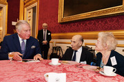 The Prince Of Wales Attends Kindertransport 80th Anniversary Reception