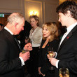 Felicity Kendal and Prince Charles
