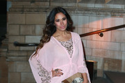 Preeya Kalidas attends a reception and dinner for supporters of The British Asian Trust at the Natural History Museum on February 2, 2016 in London, England.