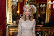 Donna Air attends a reception for the Elephant Family Animal Ball hosted by Prince Charles, Prince of Wales and Camilla, Duchess of Cornwall at Clarence House on June 13, 2019 in London, England. Elephant Family is an international NGO dedicated to protecting the Asian elephant from extinction in the wild.
