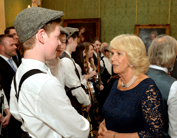 Prince of Wales and The Duchess of Cornwall's Irish Trip Day Three